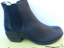 Fly London Make Chaussures Femme 40 Bottines Fourrées Warm Chelsea Boots Mel UK7