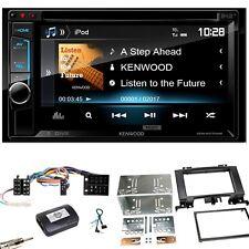 Kenwood DDX-4017DAB Digitalradio Einbauset für Mercedes Sprinter W906 Crafter
