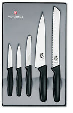 Victorinox 5.1163.5 Chef's Knives Kitchen Set, 5 Pieces  Free Worldwide Shipping