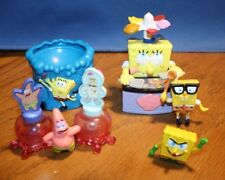 Collection of Sponge Bob Toys