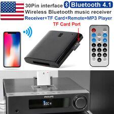 5x Bluetooth Music Audio Receiver Adapter Sound Dock