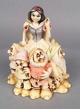 Harmony Kingdom Figurine - Snow White - Disney Special Edition - LE 3882