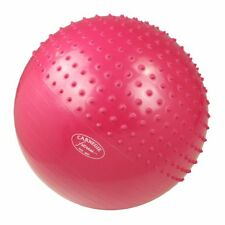 Carnegie 2-in-1 Ball - Gymnastikball, Sitzball, Fitnessball, Massageball inkl. P
