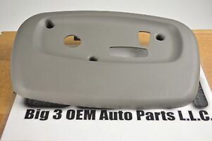 Chevrolet Trailblazer GMC Envoy LH Side with Memory Power Seat Cover new OEM