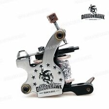 Tattoo Supplies Tattoo Machine Premium Iron 10 Wrap Shader Tattoo Gun WQQ4875-1