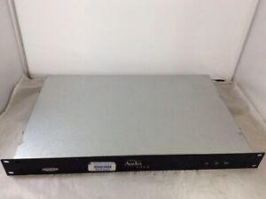 Biamp Audia Solo Rackmount Audio Processor 8x8 Channel Rackmount