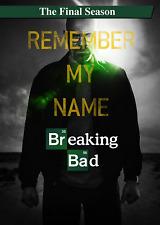 Michelle A Breaking Bad The Final Season Season 6 3 Disc Set 2013 DVD Uuopened