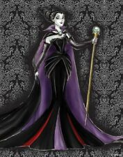 Disney Designer Collection Villains Maleficent Doll New NRFB with COA & Bag
