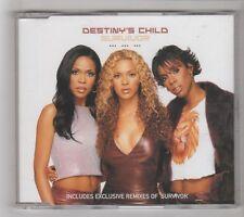 (HB24) Destiny's Child, Survivor - 2001 CD