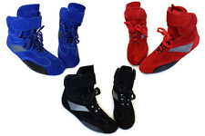 Kart BOOTS BLACK BLUE RED all ADULT Sizes Rotax TKM Pro Kart Autograss Banger