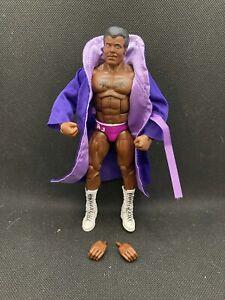 Rocky Johnson Mattel Elite Series 80 Wrestling Figure WWE WWF AEW