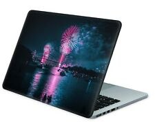 Universal Laptop Skin Notebook Netbook Aufkleber Sticker Cover Feuerwerk