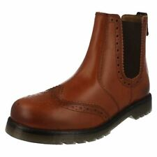 Calzado de hombre Botines color principal marrón talla 41