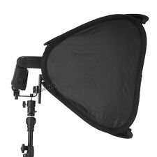 "Softbox For SpeedLight Flash 40cm / 16"" Flash Softbox w/ 2 diffuser & L bracket"
