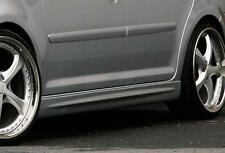 Rsv2 Porte Seuil Sideskirts ABS pour Opel Zafira C