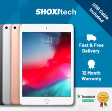 Apple iPad mini 4 (2015) - 16GB/32GB/128GB - Grey/Gold - WiFi/Cellular - iOS 14