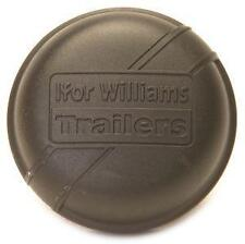 Trailer Parts - Ifor Williams 75mm Grey Dust Grease Cap - Not Black