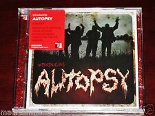 Autopsy: Introducing 2 CD Set 2013 Snapper Best Of Greatest Hits Compilation NEW