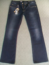 LEE 'BOOTCUT L2' STRETCH JEANS WMN - BNWT - SIZE 6 S