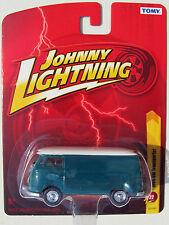 JOHNNY LIGHTNING FOREVER 64 R22 1965 VOLKSWAGEN TRANSPORTER Rubber Tires