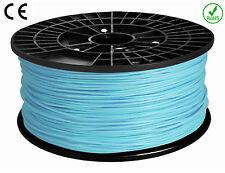 FILAMENT imprimante 3D PLA 1.75mm BLEU CIEL 1Kg  CE-ROHS PLA175CIE