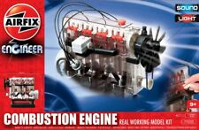 Airfix Engineer Combustion Engine Real Working Model Kit # A42509