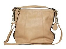 Jessica Simpson Woman's Claireen Hobo, Tan Color - MSRP: $118.00