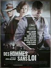 DES HOMME SANS LOI Affiche Cinéma 160x120 Movie Poster Shia LaBeouf