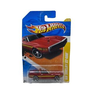 Hot Wheels 1/64 Die Cast  69 Shelby GT-500 2011 New Models Series issued 2010