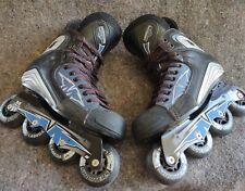 Mission RL Inline Street Hockey Roller Skates Size 8D (US Men Shoe size 8)