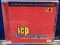 Insane Clown Posse - Forgotten Freshness vol. 3 CD PSY4003 Press twiztid eminem