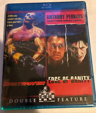 Destroyer / Edge of Sanity Blu-ray Scream Factory Double Feature OOP NEW