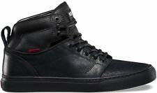NEW VANS OTW COLLECTION ALOMAR BOMBER BLACK SHOES MENS SZ 7 SKATE