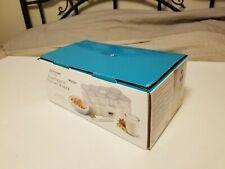 Donvier Electronic Yogurt Maker Model New Open Box BPA Free