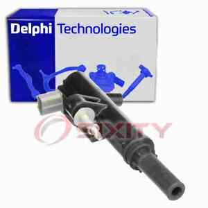Delphi Ignition Coil for 2009-2012 Jeep Liberty 3.7L V6 Wire Boot Spark Plug dt