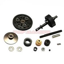 1/10 RC AXIAL Wraith Steel Gearbox Gear Set Drive Transmission Gears Set