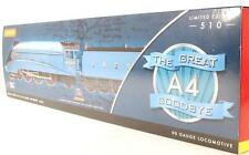 HORNBY R3254 A4 BITTERN from GREAT GOODBYE LIMITED EDITION SERIES + CERTIFICATE