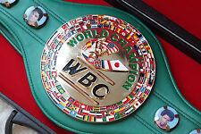 Wbc championnat du monde de boxe ceinture replica neuf