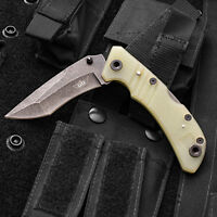 UZI EVN Stone Wash III Folding Non-Spring Assist Knife plain edge, stainless ...
