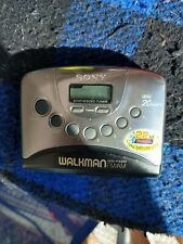 Sony Synthesized Tuner Walkman great working condition model wm-fx251