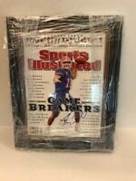 Tim Tebow Signed Framed Sports Illustrated Florida Gators COA Holo Pic Heisman