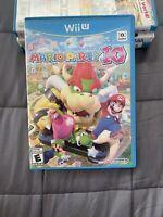 Mario Party 10 Wii U - Nintendo 2015 - Complete - Works Great