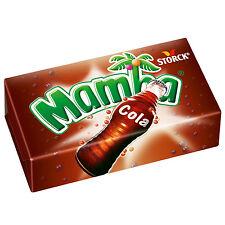 72 x MAMBA Chewy Candies (Cola - Flavor) **Original German Brand**