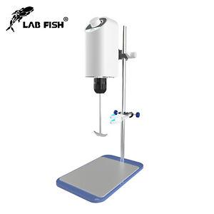 Lab Overhead Stirrer Mixer,2000 Rpm,Large Capacity