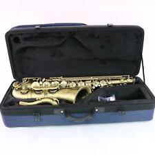 Buffet Crampon Model BC8402-4-0 Tenor Saxophone in Matte Finish MINT CONDITION