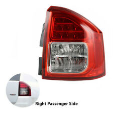 Tail Light Brake Taillight Assembly LED Right For Jeep Compass MK49 2011-15 SUV