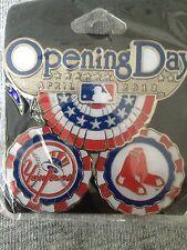 2013 Opening Day Pin #1 Yankee Stadium New York Yankees Boston Red Sox