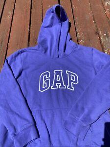 Purple Vintage Gap Hoodie
