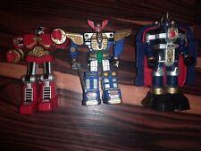 Power Rangers Zeo Megazord Action Figure Lot