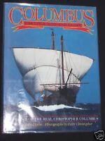 COLUMBUS: For Gold, God & Glory-John Dyson-HB-1991-1st US History